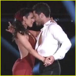 Rumer Willis & Val Chmerkovskiy Get First Perfect Score Of The Season on 'DWTS' - Watch Now!