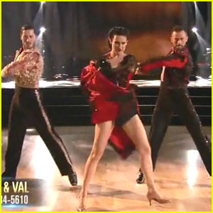 Rumer Willis Gets Another Perfect Score on 'Dancing With The Stars' - Watch Now!