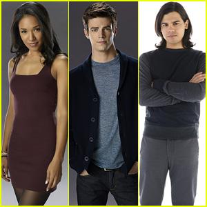 'The Flash' Stars Give JJJ Some Scoop Ahead of Tonight's Season Finale!