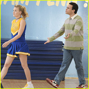 AJ Michalka Really Doesn't Want Barry To Be The Mascot On Tonight's 'The Goldbergs'