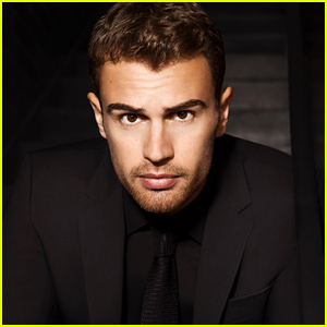 Theo James Is the New Face of Hugo Boss' BOSS Parfums!