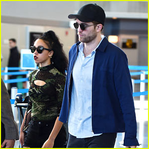 Are Robert Pattinson & FKA twigs Going to the Met Gala?
