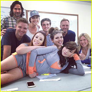 Molly Tarlov Commemorates 'Awkward' Last Table Read With Cast Photo - See It Here!