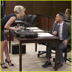 Tucker Goes To Court & Can't Remember Anything In Tonight's 'Baby Daddy'