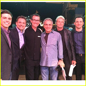 Ben Savage Posts Best Throwback Thursday Pic Ever With Will Friedle & Matt Lawrence