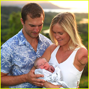 Bethany Hamilton Gives Birth to Son Named Tobias - See the First Photo!