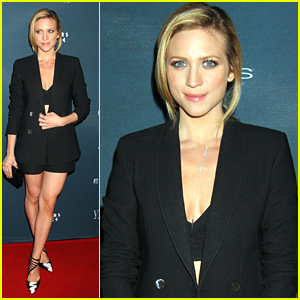 Brittany Snow Celebrates 'Vegas' Mag Cover in Las Vegas With Family