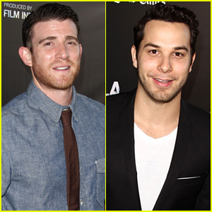 Bryan Greenberg & Skylar Astin Are Two Hot 'Flock of Dudes' at L.A. Film Festival