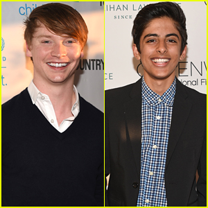 Calum Worthy & Karan Brar Honor The Changemakers At Greenwich Film Festival