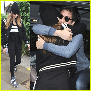 Nat Wolff Could Travel The World With Cara Delevingne & Not Get Tired Of Her