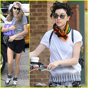 Cara Delevingne & St. Vincent Spark Engagement Rumors With Simple Instagram Pic