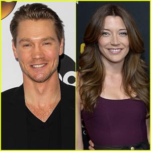 Chad Michael Murray & Wife Sarah Roemer Are Parents to a Newborn Son!