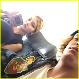 Cody Simpson Was Seated Next to Ex Gigi Hadid on an Airplane!