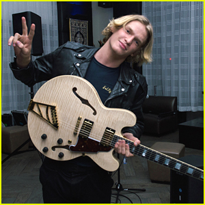 Cody Simpson Plays Private Rooftop Concert After Special Olympics 'Reach Up' Song Debut