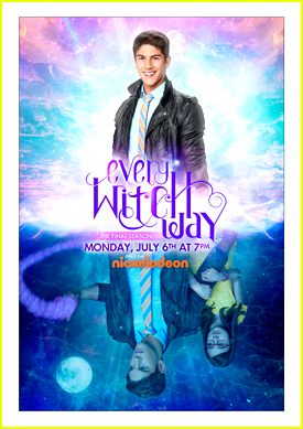 There's Another Side To Jax We Never Knew About On The 'Every Witch Way' Season Four Poster!