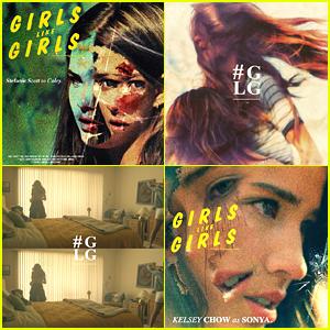 Hayley Kiyoko Reveals 'Girls Like Girls' Video Cast 'Bad Blood' Style