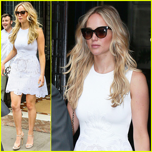 Jennifer Lawrence's Street Style Is So On Point!