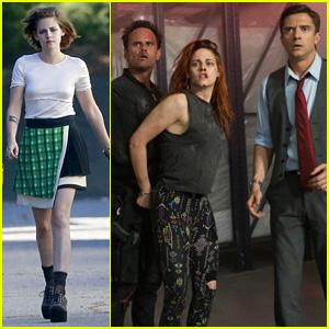 Kristen Stewart is Bloody in New 'American Ultra' Stills With Jesse Eisenberg