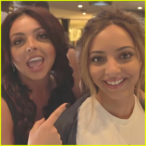 Little Mix Share 'Black Magic' Behind-The-Scenes Video - Watch Here!