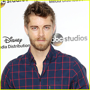 Luke Mitchell Gets Promoted to Series Regular on 'Marvel's Agents of S.H.I.E.L.D.'