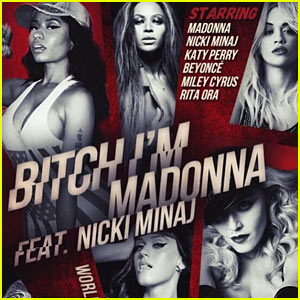 Miley Cyrus & Katy Perry Will Star in Madonna's New Video!