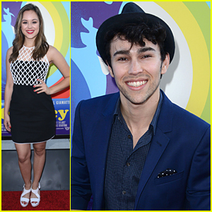 Max Schneider Brings Some 'Love & Mercy' To Hollywood Premiere