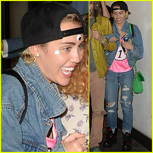 Miley Cyrus Rumored to Have a New Girlfriend - Victoria's Secret Model Stella Maxwell
