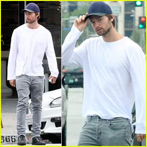 Patrick Schwarzenegger Still Takes His Gummy Vitamins