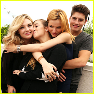Bella Thorne & Gregg Sulkin Celebrate 'Perfect High' Premiere With Ross Butler - See The Pics!