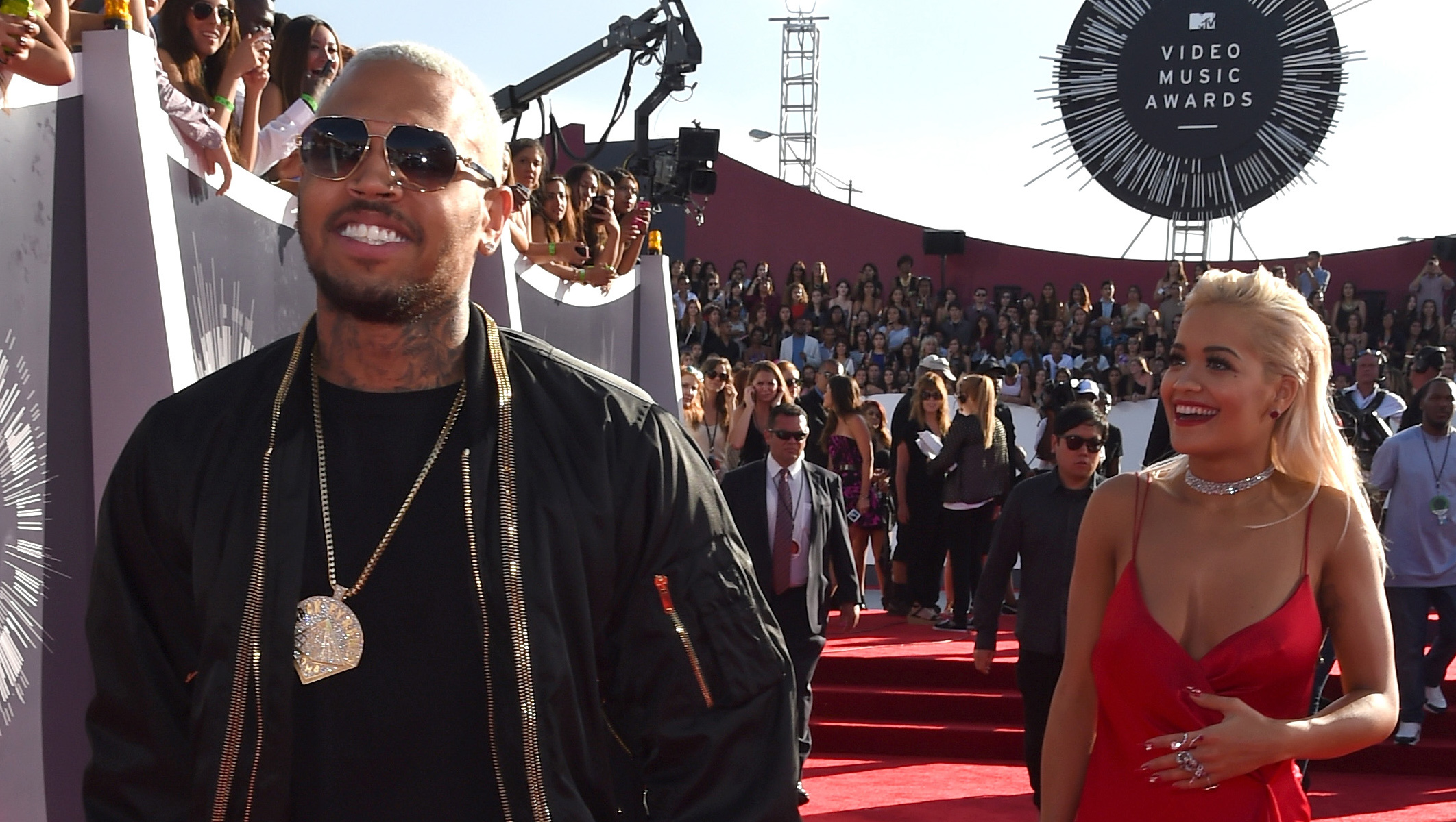 is chris brown dating rita ora Rita ora-jay z and beyonce have threesomes that's the real reason why he wanted her to stop fcking with chris brown hip hop enquirer magazine, llc latest.