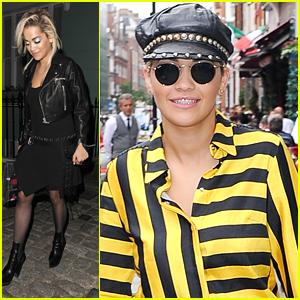 Rita Ora Donates Dress To 'Thinking Of You' Wartime Rape in Kosovo Installation