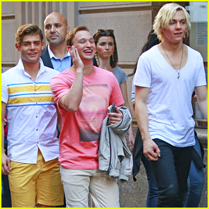 Ross Lynch & Ross Butler Bring Serious Squad Goals To New York City Streets