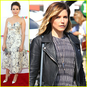 Sophia Bush Celebrates Summer With Theirworld & Astley Clarke At The British Consul