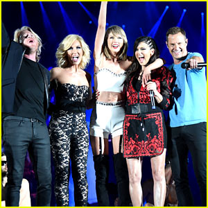 Taylor Swift Surprises Her Home State with Little Big Town! (Video)