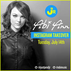Singer Abi Ann is Taking Over JJJ Tomorrow!