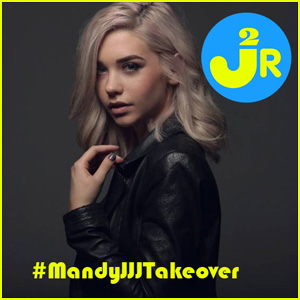 MakeupbyMandy24's Amanda Steele is Taking Over JJJ Tomorrow!