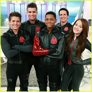 Billy Unger Says His Goodbyes To 'Lab Rats' | Billy Unger ...