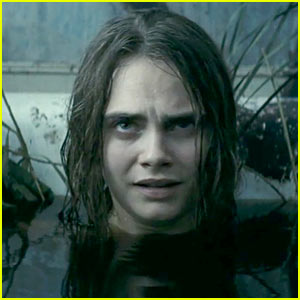Cara Delevingne's 'Suicide Squad' Comic-Con Trailer Officially Released - Watch Here!