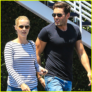 Claire Holt Grabs Lunch With Friend After Engagement Announcement