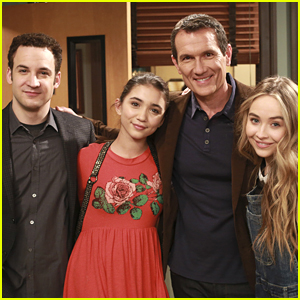 Cory Stands Up For The New Teacher On 'Girl Meets World' & Gets Fired!