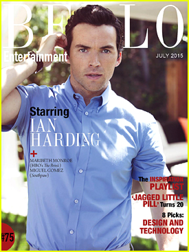 Ian Harding On Future Ezra: 'There Are More Flaws'