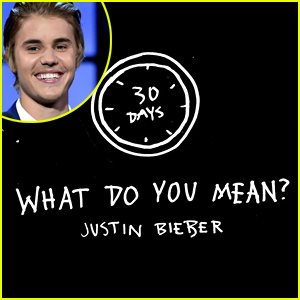 Justin Bieber to Release New Single 'What Do You Mean' Next Month!