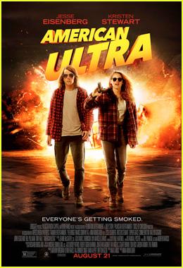 Kristen Stewart Stars in Final 'American Ultra' Trailer With Jesse Eisenberg - Watch Now!