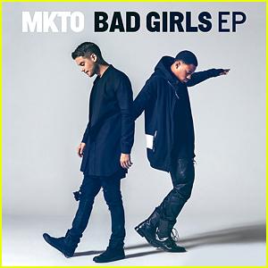 MKTO Drops 'Monaco' & 'Afraid Of The Dark' Off 'Bad Girls' EP - Listen Here!