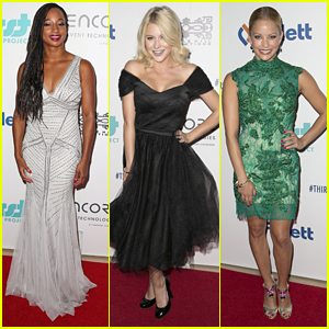 Monique Coleman & Renee Olstead Are Drop Dead Gorgeous For Thirst Gala 2015