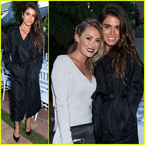 Alexa PenaVega & Nikki Reed Get in BFF Time at Just Jared & JustFab's Malibu Dinner!