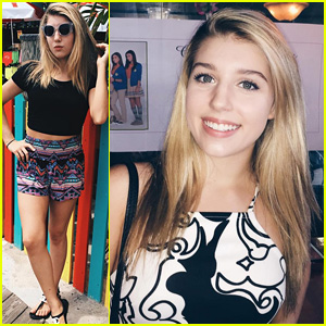 Paris Smith Takes JJJ to the Beach for 'Every Witch Way' Takeover!