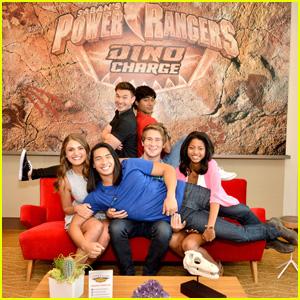 The 'Power Rangers' Hit Comic-Con 2015!