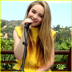 Sabrina Carpenter Covers 'Four Five Seconds' - Watch Now!
