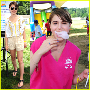 Sami Gayle Gets Dunked At Sunrise Day Camp's Carnival!